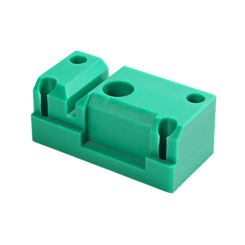 50 cnc factory CNC precision machining polyethylene profiled parts ,plastic accessories ,plastic machining parts