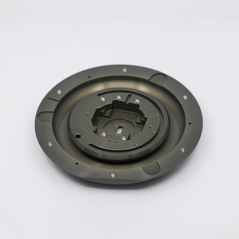 Aluminium 6061 CNC Turning and Milling Toka Benma computer automatic cutting accessories disc