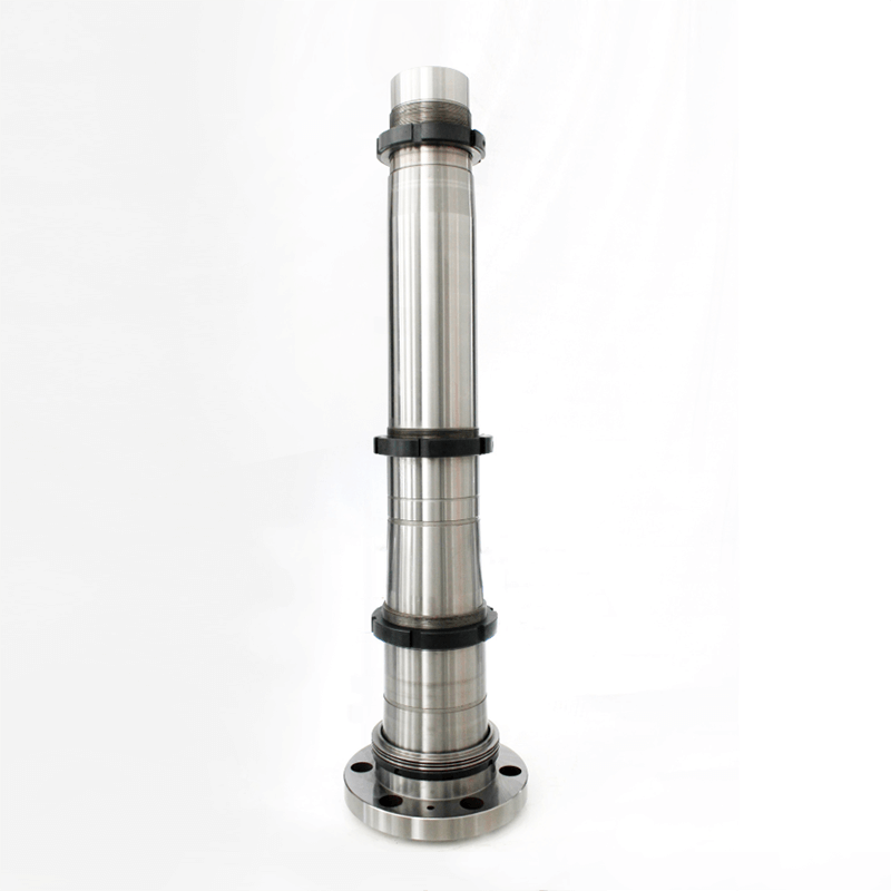 High precision concentricity 0.005 lathe spindle products
