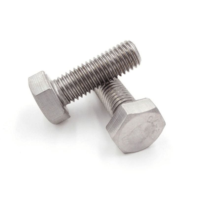 316 stainless steel external hexagon, M4 M5 M6 stainless steel hexagon bolts, complete specifications
